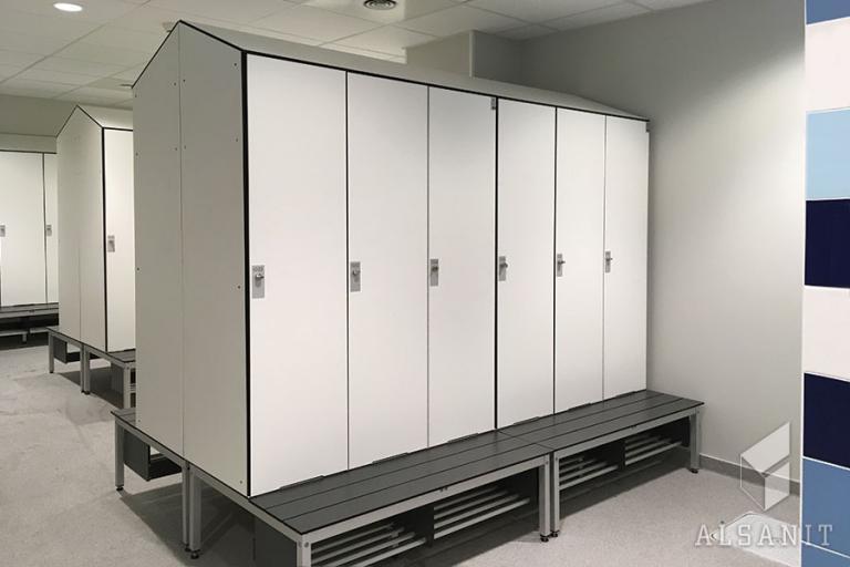 szafy pracownicze