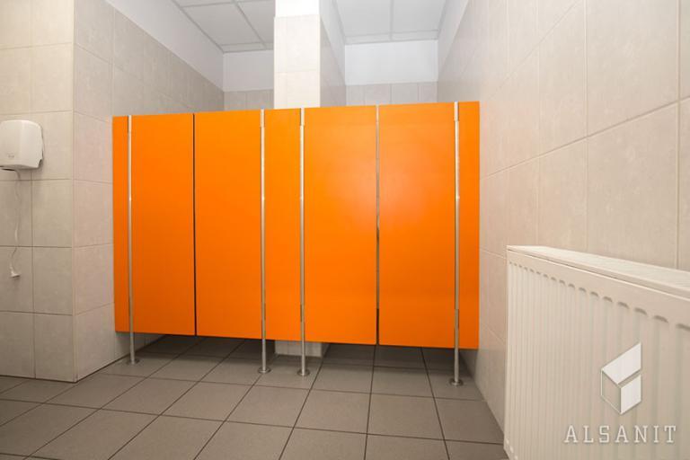 wahadłowe kabiny przedszkolne