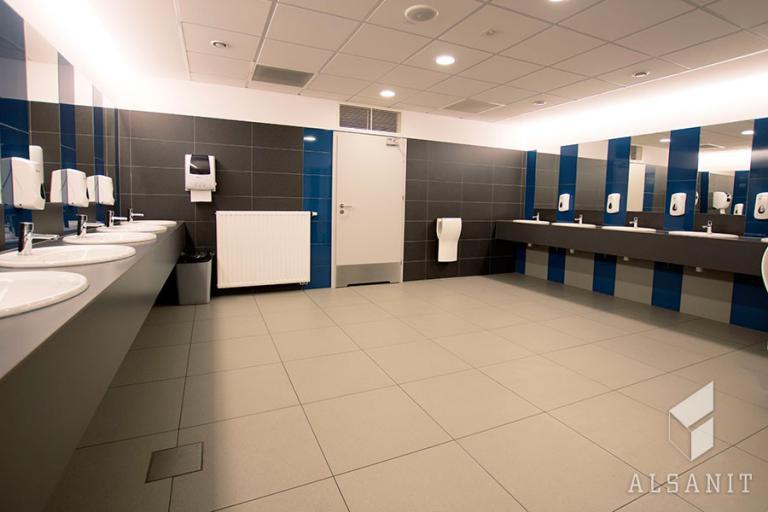 kabiny WC dla firm