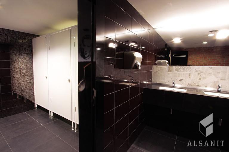 kabiny toaletowe